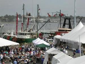 The Working Waterfront FestivalSeptember 2012
