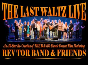 "The Last Waltz Live:  A Special Benefit Concert for ""Mended Little Hearts of Boston"" @ The Regent Theatre 