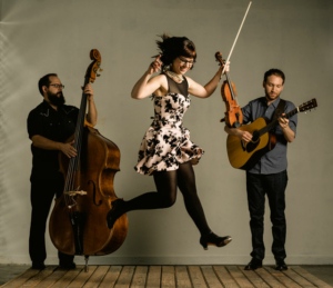 April Verch In Concert @ The Rose Garden Coffeehouse