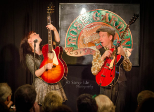 The Kennedys In Concert @ The Rose Garden Coffeehouse